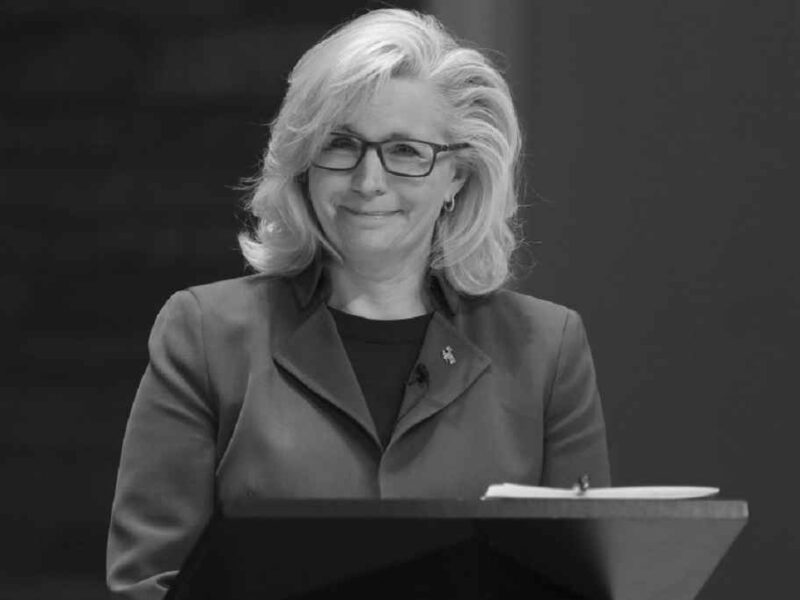 Praise the Courage of Representative Liz Cheney