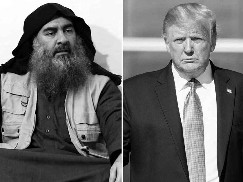 The Faint Differences Between Trump and al-Baghdadi