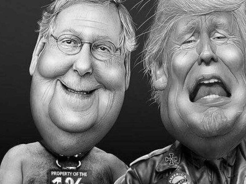 Trump and McConnell May Have Planned an Insurrection for Four Years