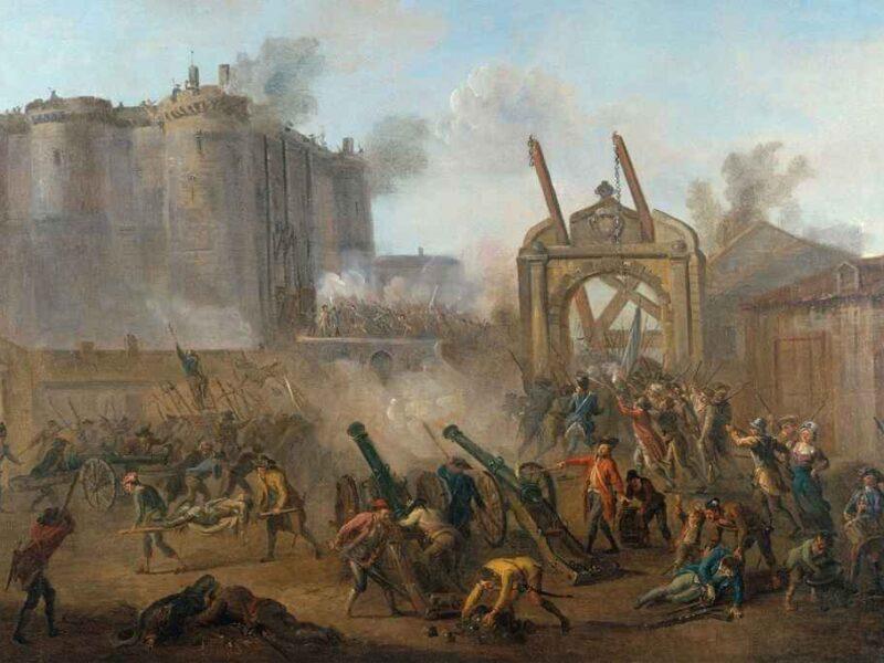 America Stands at a Crossroads HR-1 or Bastille