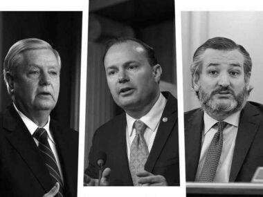 Are the 43 GOP Senators Complicit, Afraid, or Plain Cowards