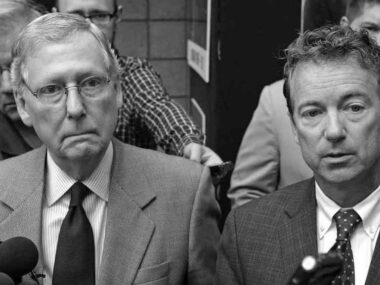 No Politicians Desecrate Their Constitution Like U.S. Politicians