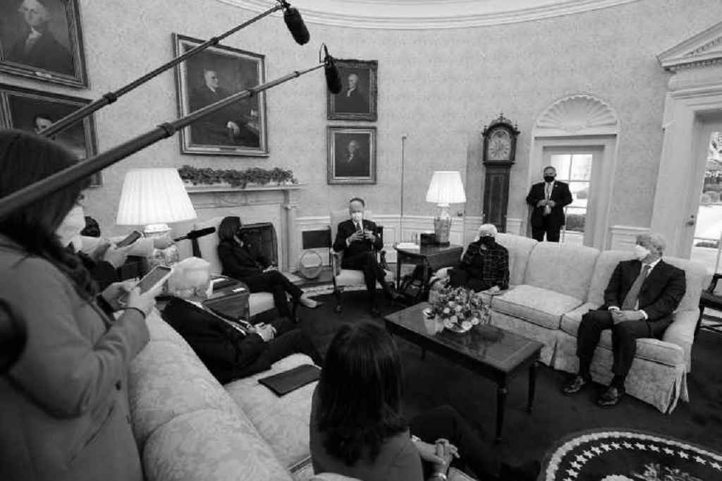 What President Biden Should Tell Business Leaders