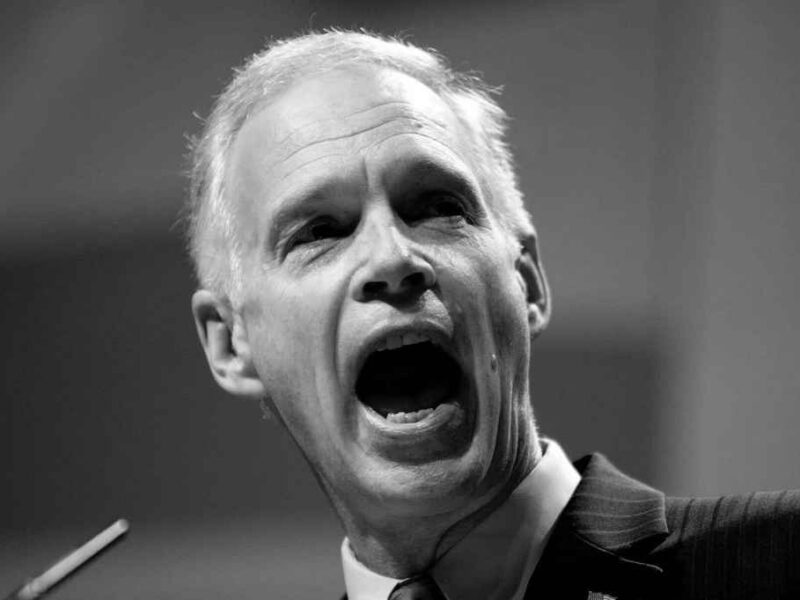 The Openly Racist Senator Ron Johnson