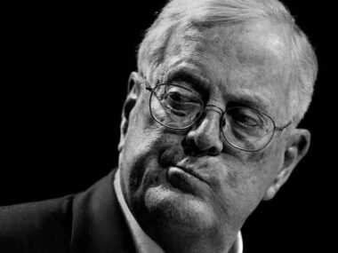The Koch Brothers Are Conspiring to Kill For the People Act