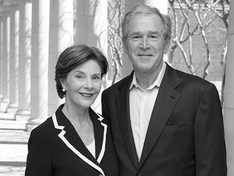 President George Bush is the True Leader of the Republican Party