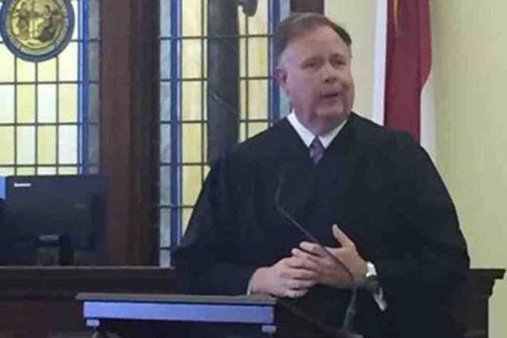 Racist Superior Court Judge Jeff Foster 2