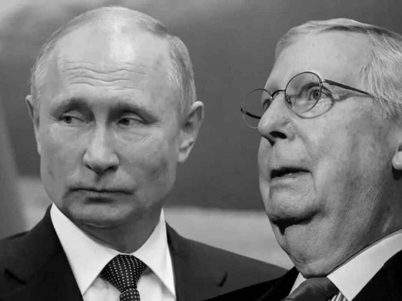 GOP Might As Well Ask Putin to Run for the White House