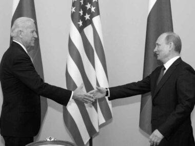 Putin Has But One Strategy: Wait Biden Out