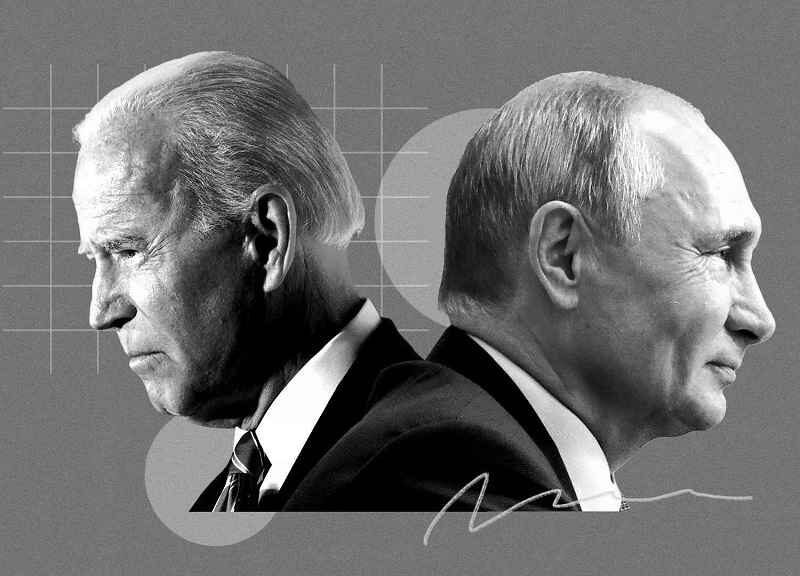 Vladimir Putin is Daring President Biden to Retaliate