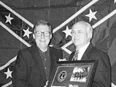 Witness White Supremacists Whitewashing History