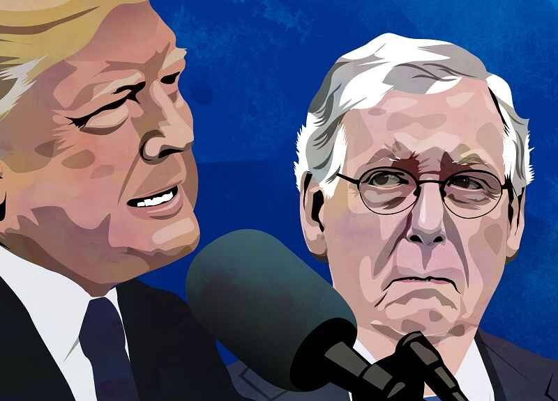 Is Trump Setting a Trap for Mitch McConnell in 2022