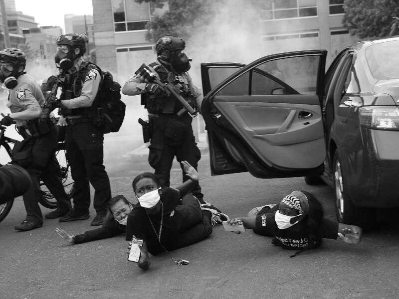 Police Qualified Immunity is a Carte Blanche to Kill at Will
