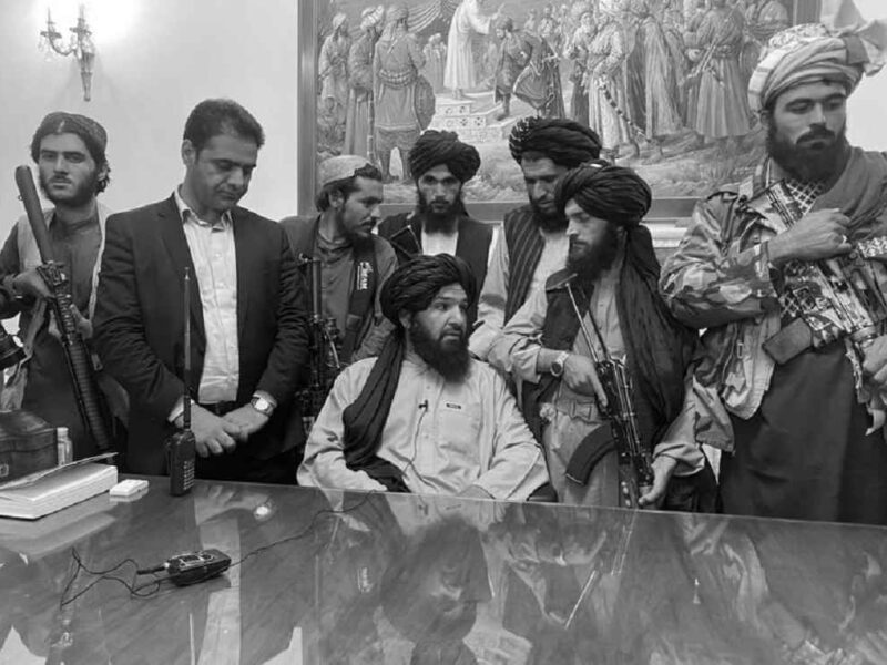 The Afghan People Prefer the Taliban to the United States
